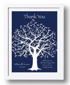 Wedding Thank You Gifts Pinterest : ... Weddings Pinterest Wedding Thank You Gifts, Gift For Parents and