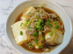 豚ばらが最高! 肉豆腐 by kimosuke