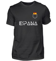 Espana Spain Spanien Flagge Geschenk T-Shirt Mens Tops, Link, Fashion, Manualidades, Spain Flag, Funny Shirts, Gift, Moda, Fashion Styles