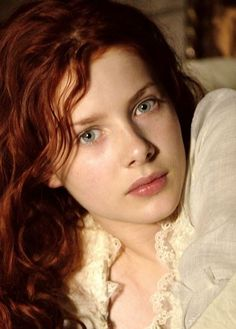 brianna fraser / bree-anuh. 1760s. rachel hurd wood really looks like Caitriona through the nose and mouth and Sam through the eyes and bridge of the nose. tall. sky blue eyes, sensitive.