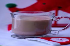 Recipe for fat free, sugar free hot cocoa mix. Make ahead to have on hand as a low calorie hot beverage for the cooler weather this fall and winter.