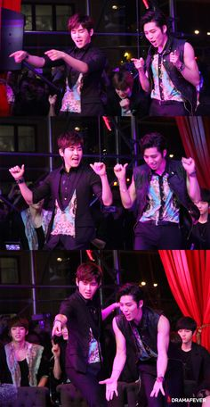 Infinite gives major fan service at MTVK's pre-show in NYC
