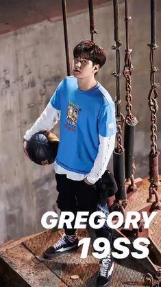 Chanwoo Ikon, Kim Hanbin, How Big Is Baby, Big Baby, Bobby, Graphic Sweatshirt, My Love, Sweatshirts, Fashion