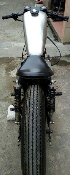 Thunder 125 #capegeser