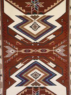 Navajo Rugs for Sale Native American Blanket, Native American Rugs, Native American Design, American Indian Art, American Indians, Navajo Art, Navajo Rugs, Southwestern Quilts, Navajo Pattern