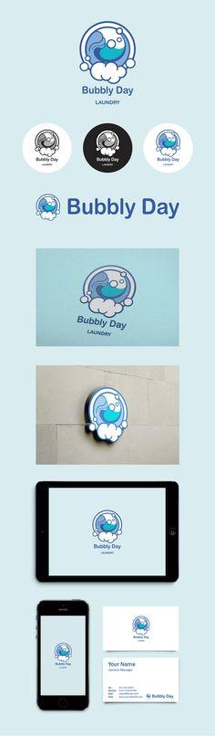Bubbly Day (Logo Design By Conoi)