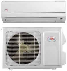 GREE Sapphire 9000 BTU Ductless Mini Split Air Conditioner with Inverter Heat Remote to White Ductless Heat Pump, Ductless Ac, Heat Pump Air Conditioner, Mini Split Ac, Ac System, Electronic Recycling, Air Conditioning System, Heating And Cooling