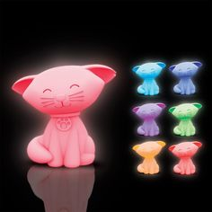 ⭐NEW : Veilleuse chaton 11,90€ Dispo ici ➡ http://ow.ly/MbeN30bLYkp