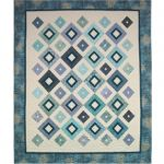 Up Square Down Square  by Cozy Quilts CQD01082