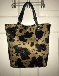 Maurizio Taiuti bolsa de mão de couro de bezerro Cabelo   Roupas, calçados e acessórios, Bolsas e sacolas femininas, Bolsas   eBay!