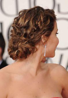 Peinados recogidos con trenzas verano 2013 | Peinados Modernos