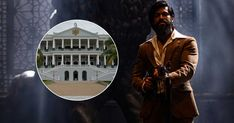 KGF Chapter 2: Yash Is Shooting At A Royal Location In Hyderabad; Pictures Go Viral As Fan Speculates It To Be Extension To Rocky's Palace!