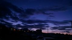I love sunset.