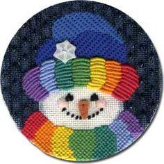 Snowdrop - Old World Designs Snowmen 2011