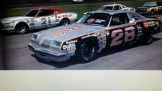 """1980 Daytona 500 Champ Buddy Baker @RanierRacing"""