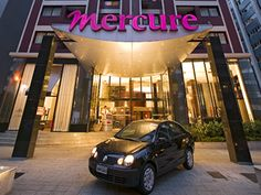 Hotel Mercure - Curitiba PR Brasil