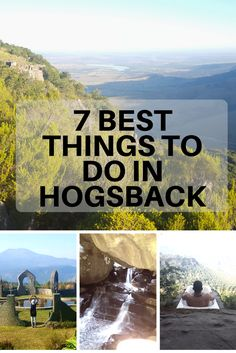 These are the best things to do and see when visiting hogsback South Africa