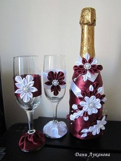 Tina's handicraft : 24 different ideas for wedding gadget