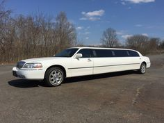 10 Best White Pearl Limos Images Limo Pearl White Stretches
