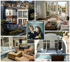 """A look inside the fabulous beach house from the Netflix show """"Grace and Frankie"""""""