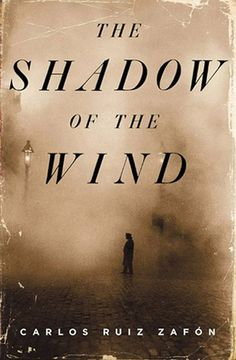 "The Shadow of the Wind. ""Books are mirrors: you only see in them what you already have inside you.""         -	Julian Carax"