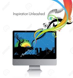 dibujos artisticos de computadoras - Buscar con Google Electronics, Google, Inspiration, Computers, Artists, Biblical Inspiration, Consumer Electronics, Inspirational, Inhalation