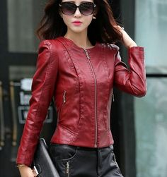 Men's leather clothing outerwear Spring motorcycle leather jacket men leather Source by spring Coats For Women, Jackets For Women, Clothes For Women, Best Leather Jackets, Leder Outfits, Revival Clothing, Stylish Jackets, Leather Fashion, Men's Leather