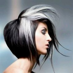 Love this cut and accent color!