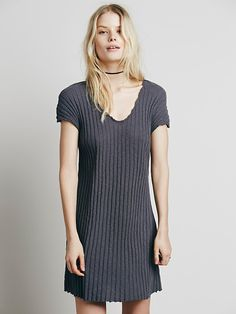 Free People Jet Plane Dress at Free People Clothing Boutique