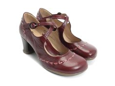 Operettas Malibran Perfect everyday shoe--super cute and comfortable to walk in! #perfectforparis