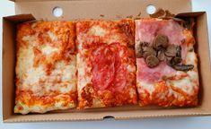 Megkóstoltuk a Fresh Corner római pizzáját, és tényleg olasz | Az online férfimagazin Prosciutto, Hawaiian Pizza, Mozzarella, Cheese, Fresh, Food, Essen, Meals, Yemek