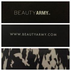 Life of a mad typer: Beauty Army review