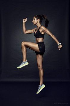 Kayla Itsines' 28-Minute Total-Body WorkoutNone  COURTESY OF KAYLA ITSINES WELLNESS