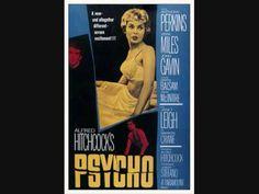 Bernard Herrmann- psicosis