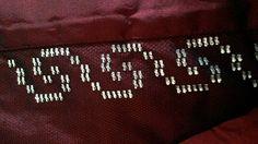 K Hand Embroidery, Emo, Diy And Crafts, Cross Stitch, Punto De Cruz, Dots, Crossstitch, Needlepoint, Cross Stitches
