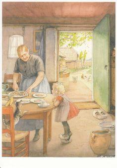 Cornelis Jetses Vintage Book Art, Vintage Artwork, Cottage Art, Fairytale Art, Dutch Artists, Beautiful Paintings, Painting Inspiration, Cute Art, Illustrators