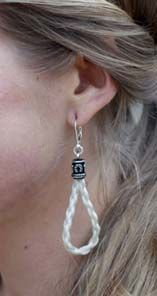 horse hair jewelry how cool!