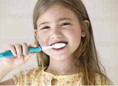 Como cuidar los dientes de los niños #tips #salud