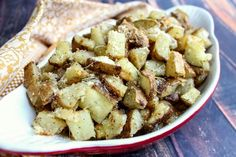Oven Roasted Potatoes with Olive Oil