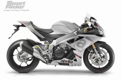 2016 Aprilia RSV4 RR - Bucine Grey. Motorcycles, bikers and more