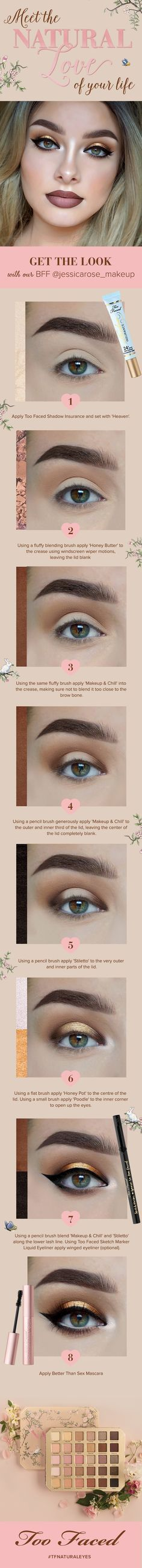 A blockbuster combination of stunning shades from Too Faced bestsellers Natural Eyes, Natural Matte, Natural At Night, and of course, never-before-seen neutrals.