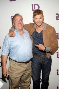 Kellan Lutz and I!