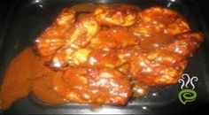 Famous and much loved barbequed chicken Indian Chicken Recipes, Spicy Chicken Recipes, Marinated Chicken, Barbeque Sauce, Chicken Legs, Gluten Free Chicken, Tray Bakes, Favorite Recipes, Cooking