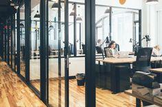 Resultado de imagem para cool office spaces