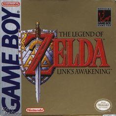 The Legend of Zelda: Link's Awakening Game Boy