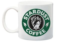 Perfect mug for any David Bowie fan - 11 Ounces - Dishwasher and Microwave Safe - Image is printed on both sides of mug - Image is guaranteed to never fade! Or Money Back - Made and shipped in the USA