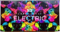 Eu quero: Electric Palette, da Urban Decay