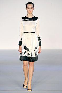 Jill Stuart Spring 2011 Ready-to-Wear Collection Photos - Vogue
