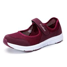 Casual Mesh Non Slip Soft Breathable Outdoor Sport Flats