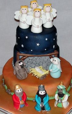 Jesus'Birthday Cake - CUTE
